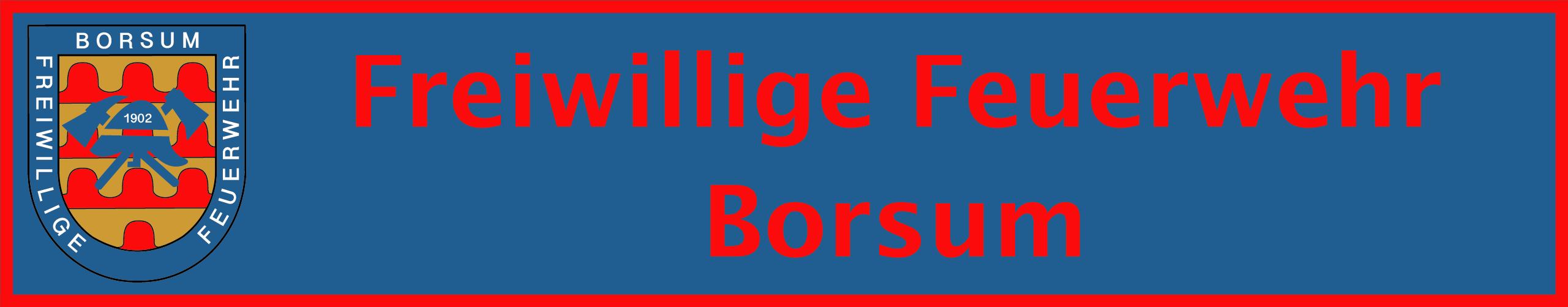 Feuerwehr Borsum